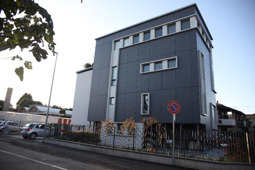 Nuova sede operativa e amministrativa principale studio Dott. Cesare Paris